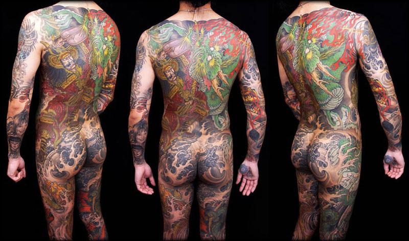 Tattoos | The Leu Family's Family Iron - Part 16