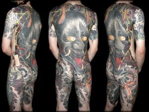 3. Tattoo by Filip Leu